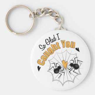I Caught You Keychain