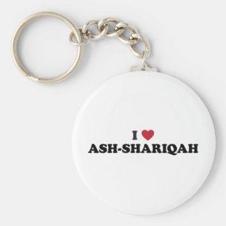 I Ceniza-Shāriqah Sharja United Arab Emirates del  Llavero Redondo Tipo Pin