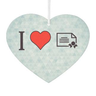 I certificaciones del corazón