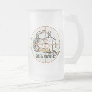 I cerveza y fútbol del corazón taza