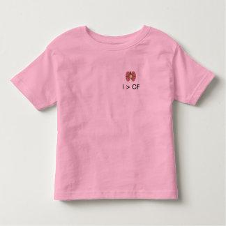 I > CF: Smiley Lungs Tshirts