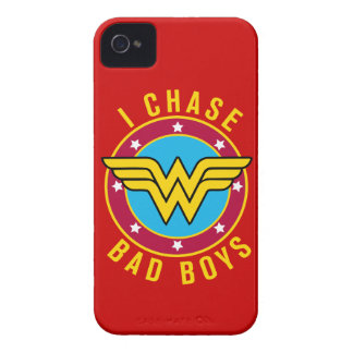 I Chase Bad Boys iPhone 4 Case-Mate Cases