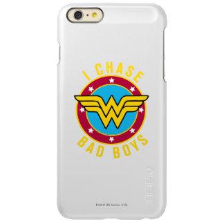 I Chase Bad Boys Incipio Feather Shine iPhone 6 Plus Case