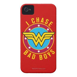 I Chase Bad Boys iPhone 4 Case-Mate Case