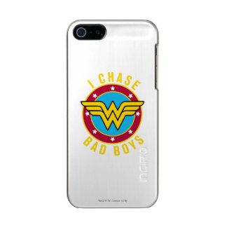 I Chase Bad Boys Incipio Feather® Shine iPhone 5 Case