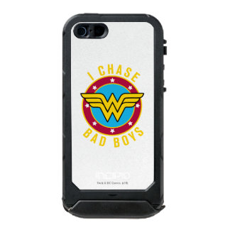 I Chase Bad Boys Incipio ATLAS ID™ iPhone 5 Case