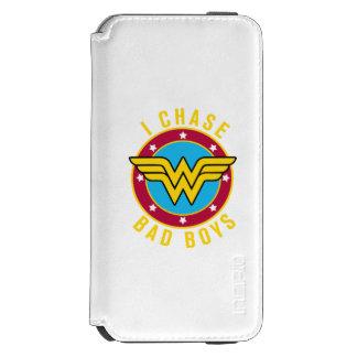 I Chase Bad Boys Incipio Watson™ iPhone 6 Wallet Case