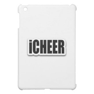 I CHEER iPad MINI CASES