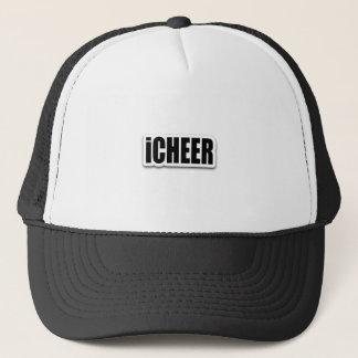 I CHEER TRUCKER HAT