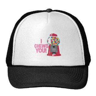 I Chews You Trucker Hat