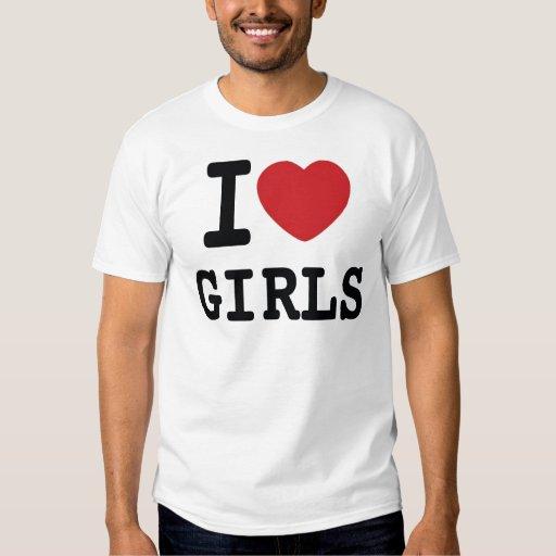 I chicas del corazón polera