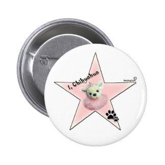 I, Chihuahua Hollywood Star Pin