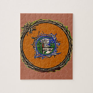 I Ching Earth Jigsaw Puzzle