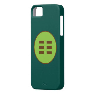 I Ching Earth Trigram (Kun) iPhone SE/5/5s Case