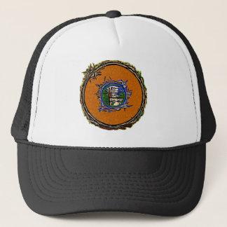 I Ching Earth Trucker Hat