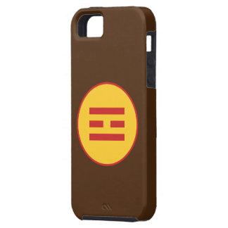 I Ching Fire Trigram (Li) iPhone SE/5/5s Case