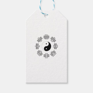 I ching gift tags