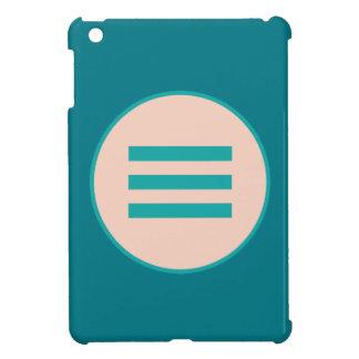 I Ching Heaven Trigram (Qian) Cover For The iPad Mini