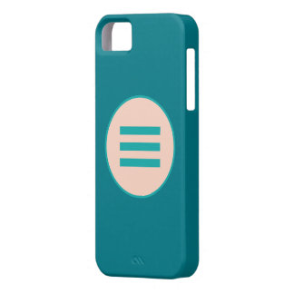 I Ching Heaven Trigram (Qian) iPhone SE/5/5s Case