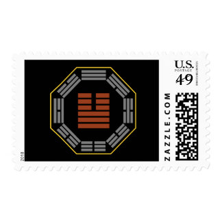 "I Ching Hexagram 11 T'ai ""Tranquility"" Stamp"