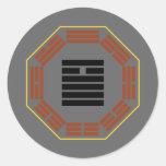 "I Ching Hexagram 14 Ta Yu ""Abundance"" Sticker"
