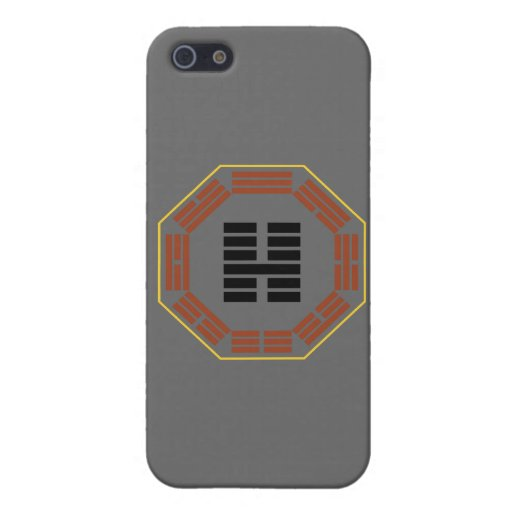 "I Ching Hexagram 15 Ch'ien ""Humility"" Cover For iPhone 5"