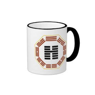 """I Ching Hexagram 16 Yu """"Enthusiasm"""" Coffee Mug"""