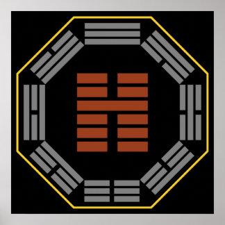 I Ching Hexagram 16 Yu Enthusiasm Print