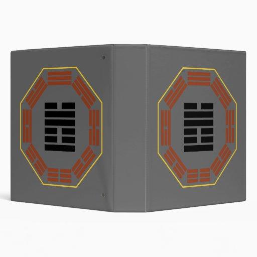 """I Ching Hexagram 17 Sui """"Following"""" Binders"""