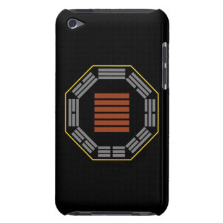 """I Ching Hexagram 1 Ch'ien """"The Creative"""" iPod Touch Cover"""
