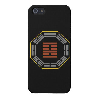 """I Ching Hexagram 22 Pi """"Adoring"""" iPhone 5/5S Cover"""