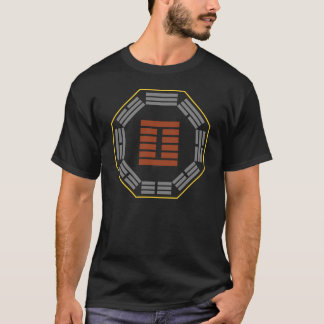 "I Ching Hexagram 27 I ""Nourishment"" T-Shirt"