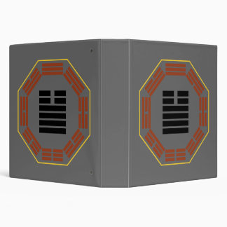 "I Ching Hexagram 34 Ta Chuang ""Great Invigorating"" 3 Ring Binder"