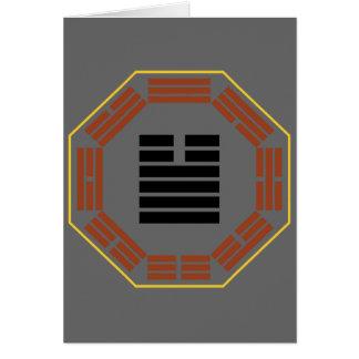 "I Ching Hexagram 34 Ta Chuang ""Great Invigorating"" Card"