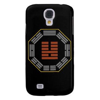 "I Ching Hexagram 36 Ming I ""Brightness Hiding"" Galaxy S4 Case"