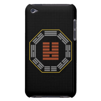 """I Ching Hexagram 36 Ming I """"Brightness Hiding"""" iPod Touch Case-Mate Case"""