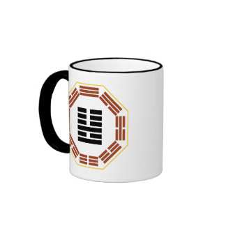 "I Ching Hexagram 36 Ming I ""Brightness Hiding"" Mug"