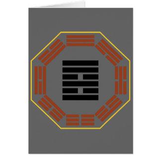 "I Ching Hexagram 37 Chia Jen ""The Family"" Card"