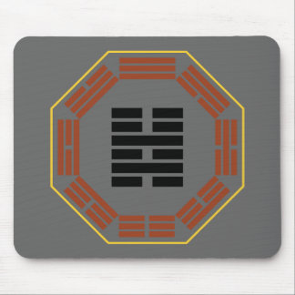 """I Ching Hexagram 40 Hsieh """"Deliverance"""" Mouse Pad"""