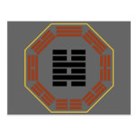 """I Ching Hexagram 40 Hsieh """"Deliverance"""" Postcard"""