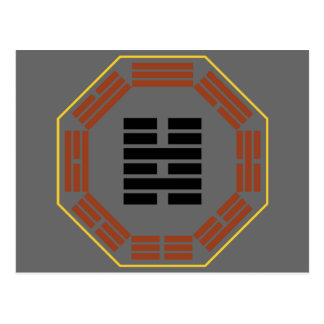 "I Ching Hexagram 40 Hsieh ""Deliverance"" Postcard"