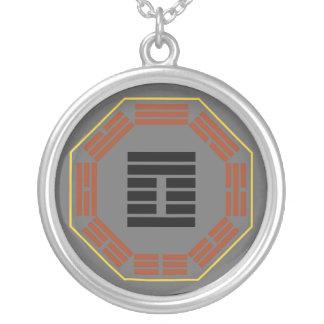 "I Ching Hexagram 42 I ""Increase"" Pendant"