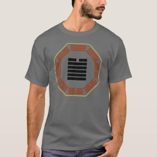 "I Ching Hexagram 43 Kuai ""Breakthrough"" T-Shirt"