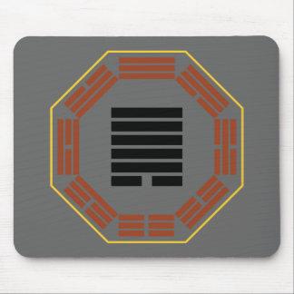 "I Ching Hexagram 44 Kou ""Meeting"" Mouse Pad"