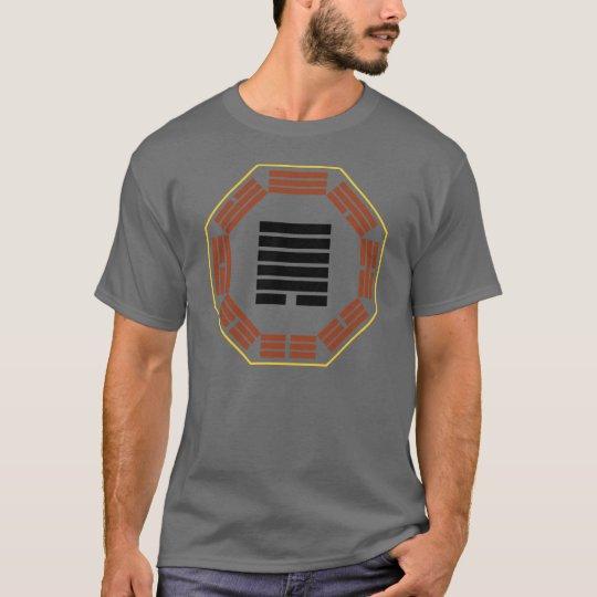 "I Ching Hexagram 44 Kou ""Meeting"" T-Shirt"