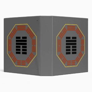 "I Ching Hexagram 45 Ts'ui ""Gathering"" Binder"