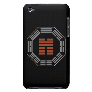 """I Ching Hexagram 45 Ts'ui """"Gathering"""" Barely There iPod Case"""