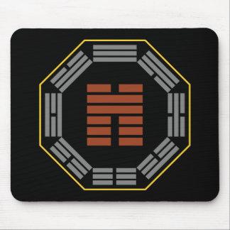 """I Ching Hexagram 45 Ts'ui """"Gathering"""" Mousepads"""
