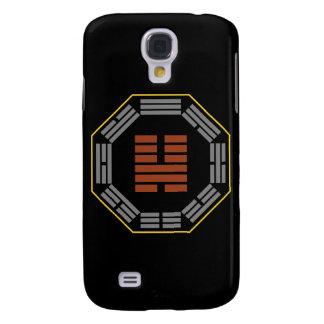 "I Ching Hexagram 46 Sheng ""Ascending"" Galaxy S4 Cover"