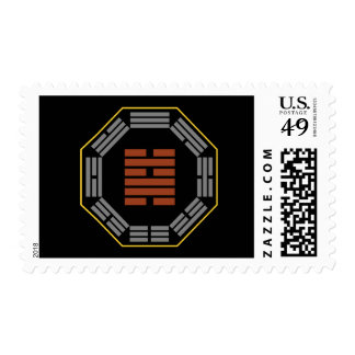 "I Ching Hexagram 48 Ching ""The Well"" Postage"